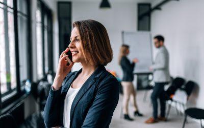 Professionell telefonieren – mit Stimme wirken!
