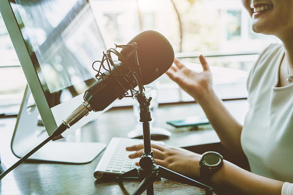 Podcast Interview Astrid Göschel
